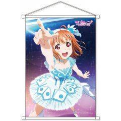 LOVE LIVE! SUNSHINE!! B2 WALL SCROLL: WATER BLUE NEW WORLD Kadokawa Shoten