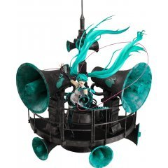 CHARACTER VOCAL SERIES 01 HATSUNE MIKU 1/8 SCALE PRE-PAINTED FIGURE: HATSUNE MIKU LOVE IS WAR VER. DX (RE-RUN) Good Smile