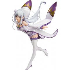 RE:ZERO STARTING LIFE IN ANOTHER WORLD 1/7 SCALE PRE-PAINTED FIGURE: EMILIA Good Smile