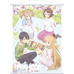 Sword Art Online The Movie -Ordinal Scale- Big Wall Scroll: Ohanami - Movic