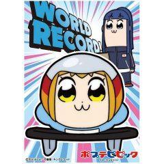 Pop Team Epic Character Sleeve: World Record - Ensky