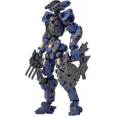 ASSEMBLE BORG NEXUS 028 SEREVOID COMMAND BLUE Kaiyodo