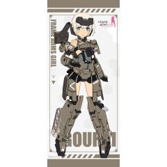 FRAME ARMS GIRL 10/1 SIZE WALL SCROLL: GOURAI Matsumoto Shoji