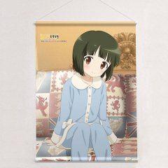 KINIRO MOSAIC PRETTY DAYS ORIGINAL ILLUSTRATION B2 WALL SCROLL: SHINOBU Curtain Damashii