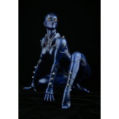SPACE ADVENTURE COBRA 1/6 SCALE PRE-PAINTED SOFT VINYL FIGURE: LADY (RE-RUN) Acro