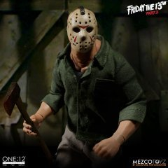 ONE:12 COLLECTIVE FRIDAY THE 13TH PART 3: JASON VOORHEES Mezco
