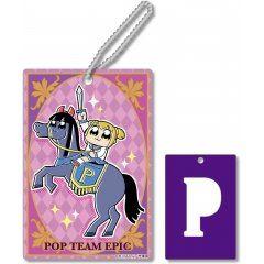 POP TEAM EPIC ACRYLIC PASS CASE C Bell House