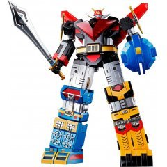 SOUL OF CHOGOKIN: GX-60R SPACE EMPEROR GOD SIGMA (RENEWAL VER.) Tamashii (Bandai Toys)