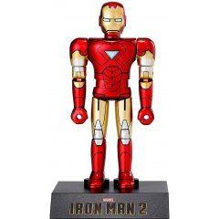 CHOGOKIN HEROES IRON MAN 2: IRON MAN MARK 6 Tamashii (Bandai Toys)