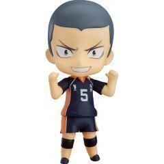 NENDOROID NO. 945A HAIKYU!!: RYUNOSUKE TANAKA [GOOD SMILE COMPANY ONLINE SHOP LIMITED VER.] Orange Rouge