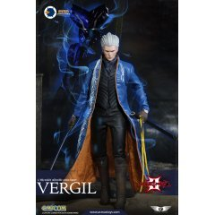 DEVIL MAY CRY 3 1/6 SCALE PRE-PAINTED FIGURE: VERGIL Asmus Toys