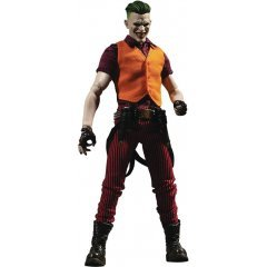 ONE:12 COLLECTIVE ACTION FIGURE: THE JOKER - CLOWN PRINCE OF CRIME EDITION Mezco
