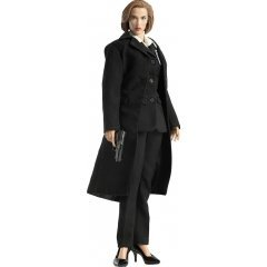 THE X FILES 1/6 SCALE ACTION FIGURE: AGENT SCULLY DX VER. Threezero