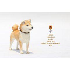 MR.Z 1/6 SCALE ANIMAL MODEL: JAPANESE SHIBA INU 001 Mr.Z