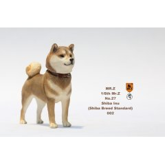 MR.Z 1/6 SCALE ANIMAL MODEL: JAPANESE SHIBA INU 002 Mr.Z