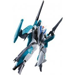 HI-METAL R THE SUPER DIMENSION FORTRESS MACROSS II LOVERS AGAIN: VF-2SS VALKYRIE II + SAP NEXX GILBERT MACHINE Tamashii (Bandai Toys)
