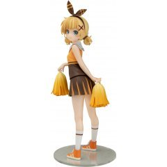 IS THE ORDER A RABBIT? 1/7 SCALE PRE-PAINTED FIGURE: SYARO CHEERLEADER VER. Chara-Ani