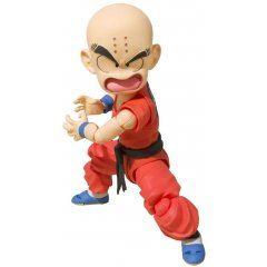 S.H.FIGUARTS DRAGON BALL: KRILLIN -CHILDHOOD- Tamashii (Bandai Toys)