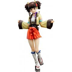 KABANERI OF THE IRON FORTRESS 1/7 SCALE PRE-PAINTED FIGURE: MUMEI TANABATA VER. ASPIRE