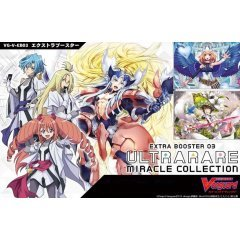 CARD FIGHT!! VANGUARD EXTRA BOOSTER VOL.3 ULTRARARE MIRACLE COLLECTION (SET OF 16 PACKS) BushiRoad