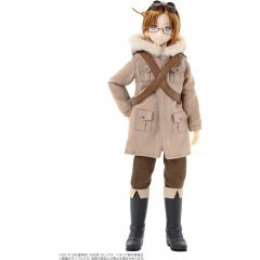 ASTERISK COLLECTION SERIES NO. 015 HETALIA THE WORLD TWINKLE 1/6 SCALE FASHION DOLL: CANADA Azone