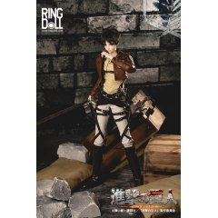 ATTACK ON TITAN 1/3 SCALE BALL-JOINTED DOLL: EREN YEAGER RingDoll