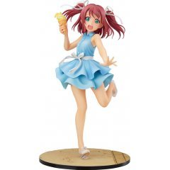 LOVE LIVE! SUNSHINE!! 1/7 SCALE PRE-PAINTED FIGURE: RUBY KUROSAWA BLU-RAY JACKET VER. [GOOD SMILE COMPANY ONLINE SHOP LIMITED VER.] With Fans!