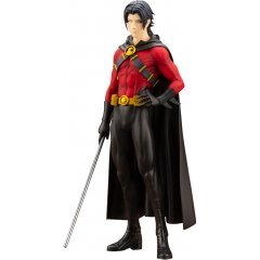 DC COMICS IKEMEN SERIES 1/7 SCALE PRE-PAINTED FIGURE: RED ROBIN [FIRST RELEASE LIMITED EDITION] Kotobukiya