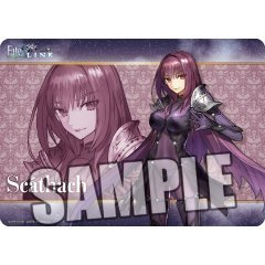 FATE/EXTELLA LINK CHARACTER RUBBER MAT: SCATHACH Broccoli