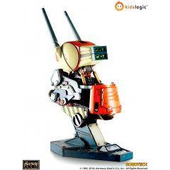 KIDSLOGIC ST07 ROBOTECH 1/8 SCALE MECHANICAL BUST STATUE: VALKYRIE VF-1D Kidslogic