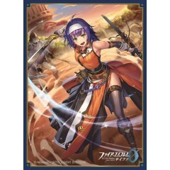 FIRE EMBLEM CIPHER MATTE CARD SLEEVE NO. FE74: MIA Movic