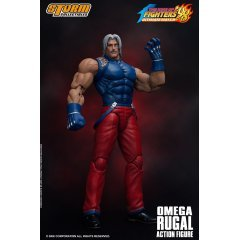 THE KING OF FIGHTERS '98 ULTIMATE MATCH PRE-PAINTED ACTION FIGURE: OMEGA RUGAL Storm Collectibles
