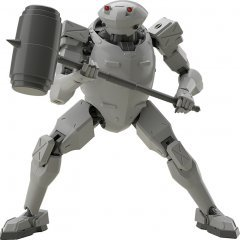 MODEROID FULL METAL PANIC! INVISIBLE VICTORY 1/60 SCALE MODEL KIT: RK-92 SAVAGE (GRAY) Good Smile