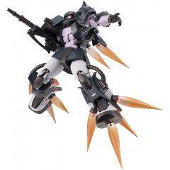 ROBOT SPIRITS SIDE MS MOBILE SUIT VARIATIONS: MS-06R-1A ZAKU II HIGH MOBILITY TYPE VER. A.N.I.M.E. BLACK TRI-STARS Tamashii (Bandai Toys)