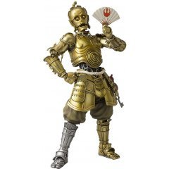 STAR WARS MEISHO MANGA REALIZATION: HONYAKU KARAKURI C-3PO Tamashii (Bandai Toys)
