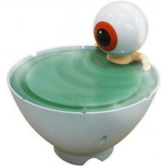 GEGEGE NO KITARO HUMIDIFIER: MEDAMA-OYAJI BATHING IN BOWL Shine