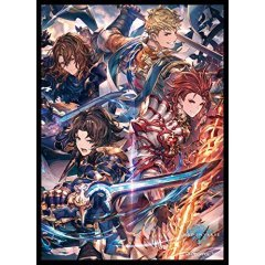 SHADOWVERSE CHARA SLEEVE COLLECTION MATTE SERIES NO. MT514: DRAGON KNIGHTS
