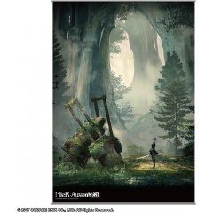 NIER:AUTOMATA WALL SCROLL POSTER VOL.2 Square Enix