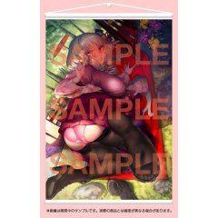 KURO TIGHTS WALL SCROLL COLLECTION 012 MICHIYOSHI KUON GOT