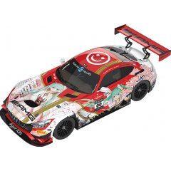 HATSUNE MIKU GT PROJECT 1/43 SCALE MINIATURE CAR: MERCEDES-AMG TEAM GOOD SMILE 2018 SUZUKA 10H VER. Good Smile Racing
