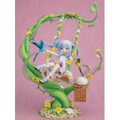 IS THE ORDER A RABBIT? 1/7 SCALE PRE-PAINTED FIGURE: CHINO FLOWER SWING FuRyu