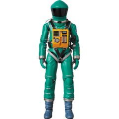 MAFEX NO.089 2001 A SPACE ODYSSEY: SPACE SUIT GREEN VER. Medicom