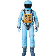 MAFEX NO.090 2001 A SPACE ODYSSEY: SPACE SUIT LIGHT BLUE VER. Medicom