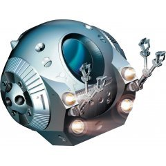 2001 A SPACE ODYSSEY 1/8 SCALE MODEL KIT: SPACE POD Moebius Models