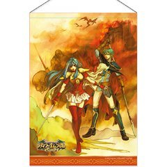 FIRE EMBLEM: THE SACRED STONES WALL SCROLL Intelligent Systems