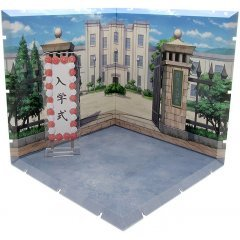 DIORAMANSION 150 SCHOOL FRONT GATE PLM