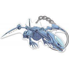 YU-GI-OH! DUEL MONSTERS ACRYLIC KEYCHAIN: BLUE-EYES JET Cospa