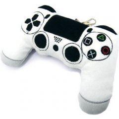 PLAYSTATION PLUSH PASS CASE: DUALSHOCK (R) 4 WHITE Cospa