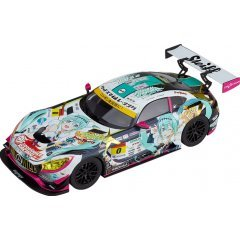 HATSUNE MIKU GT PROJECT 1/32 SCALE MINIATURE CAR: HATSUNE MIKU AMG 2018 SEASON OPENING VER. Good Smile Racing