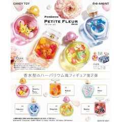 POKEMON PETITE FLEUR DEUX (SET OF 6 PIECES) (RE-RUN) Re-ment